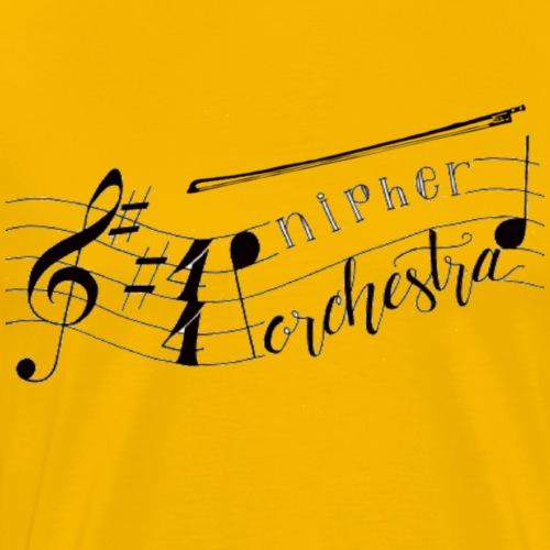 Nipher Orchestra T-Shirt - Men's Premium T-Shirt