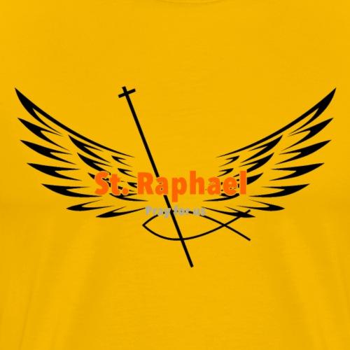 St. Raphael Archangel - Men's Premium T-Shirt