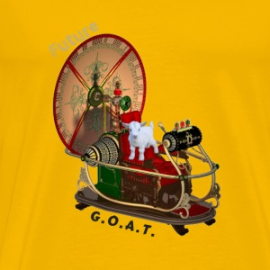 Future G.O.A.T. - Men's Premium T-Shirt
