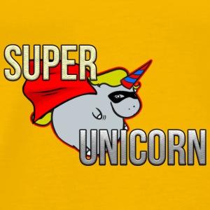 SuperUnicorn - Men's Premium T-Shirt