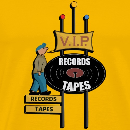 Original VIP Sign 1978 - Men's Premium T-Shirt