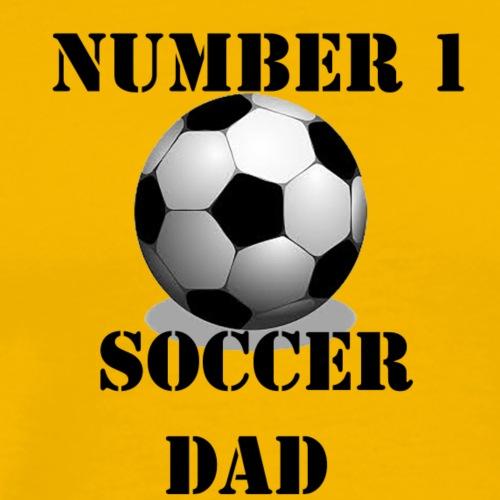 Soccer Dad - Men's Premium T-Shirt