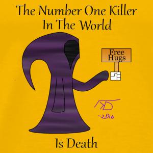 death - Men's Premium T-Shirt