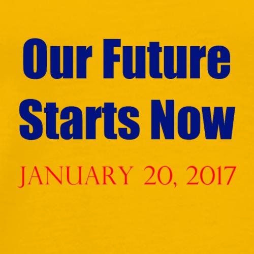 Our-Future - Men's Premium T-Shirt