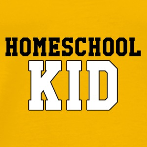 homeschoolkid - Men's Premium T-Shirt