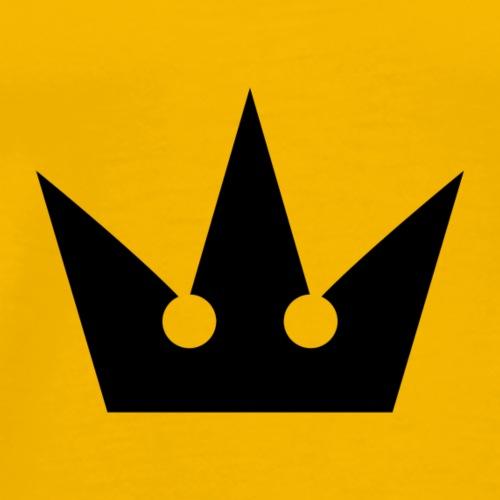 Kingdom Hearts Crown Symbol - Men's Premium T-Shirt