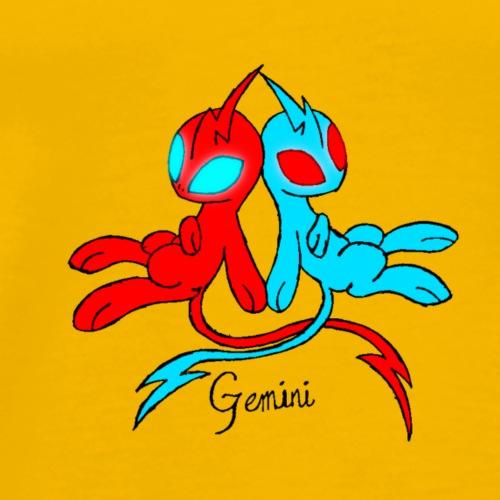 Gemini - Men's Premium T-Shirt