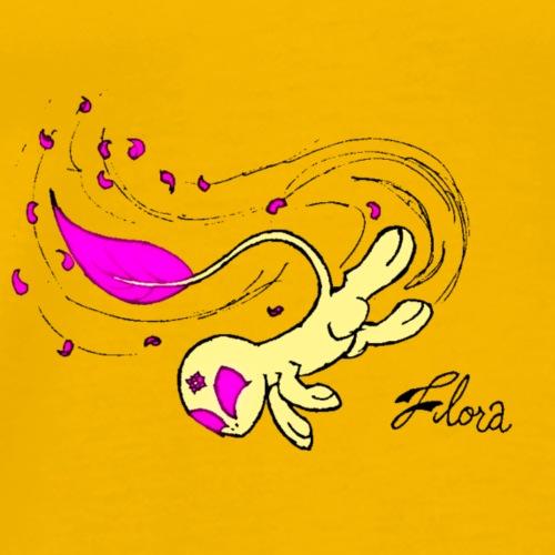 Flora - Men's Premium T-Shirt