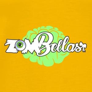Zombellas Seafoam - Men's Premium T-Shirt