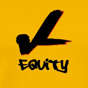 equity vL - Men's Premium T-Shirt