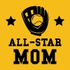 All Star Softball Mom - Men's Premium T-Shirt