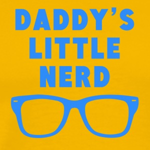 Daddy's Little Nerd - Men's Premium T-Shirt