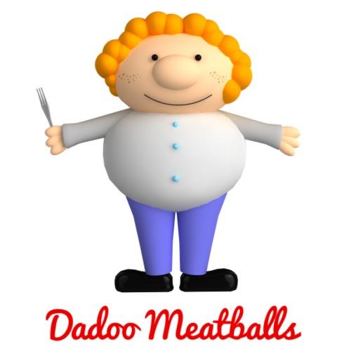 Dadoo Meatballs - Men's Premium T-Shirt