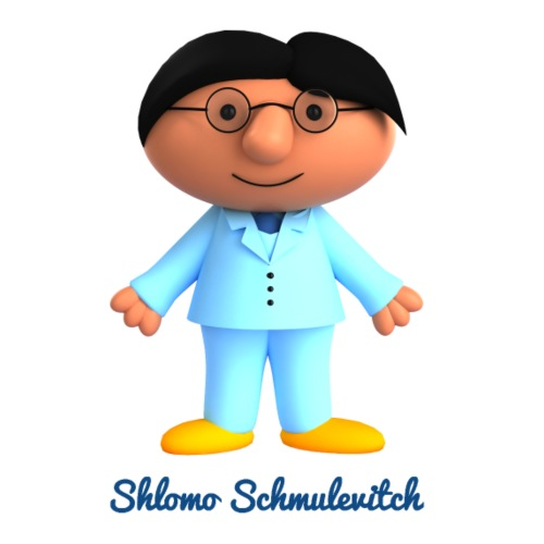 Schlomo Schmulevitch - Men's Premium T-Shirt