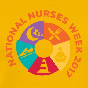 National Nurse Week 2017 - Men's Premium T-Shirt