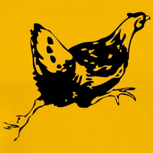 chicken140 - Men's Premium T-Shirt