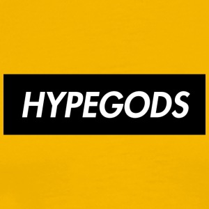 HYPEGOD BLACK - Men's Premium T-Shirt