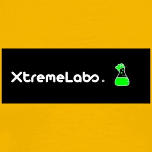 xtremelabslogo - Men's Premium T-Shirt