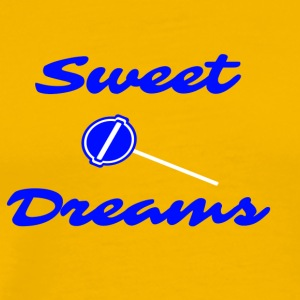 Sweet Dreams Lollipop - Men's Premium T-Shirt