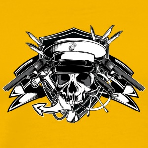 captain_skull - Men's Premium T-Shirt