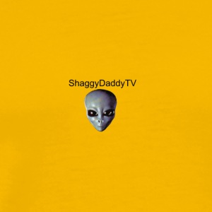 Shaggy Daddy - Men's Premium T-Shirt