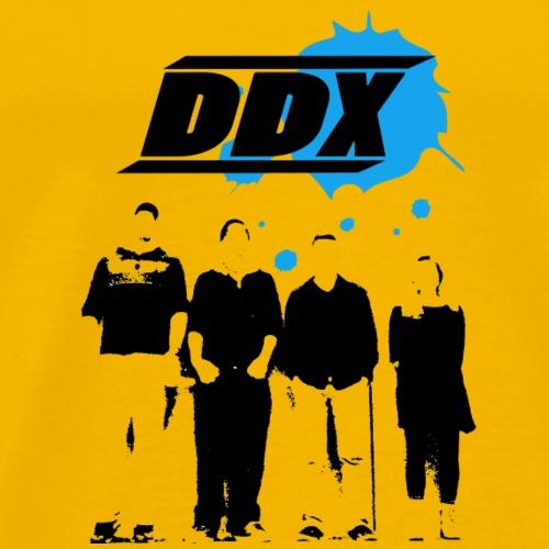 DDX Blue - Men's Premium T-Shirt