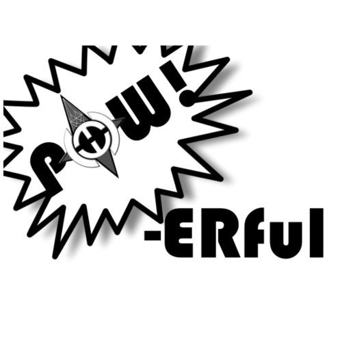 Pow!Erful - Men's Premium T-Shirt