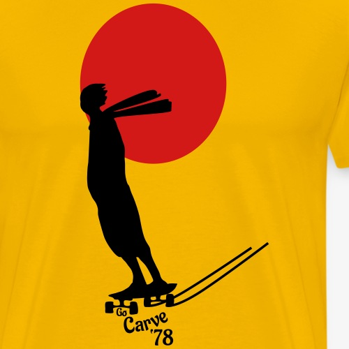 Sun Carve 78 - Men's Premium T-Shirt