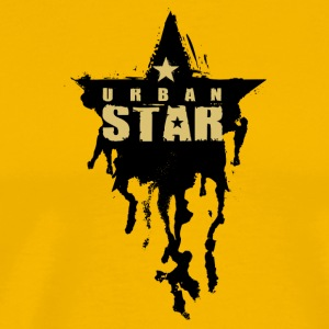 Urban star - Men's Premium T-Shirt