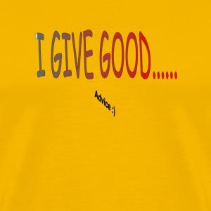 Advice - Men's Premium T-Shirt