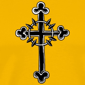 christian_cross_12 - Men's Premium T-Shirt