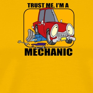 Trust Me I m The Machine - Men's Premium T-Shirt