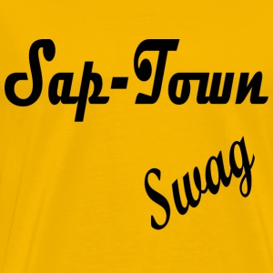 Sap-Town swag - Men's Premium T-Shirt