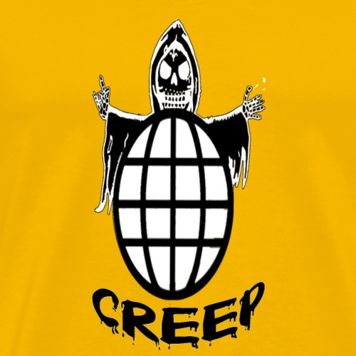 CREEP - Men's Premium T-Shirt