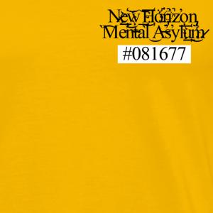 New Horizon Mental Asylun - Men's Premium T-Shirt