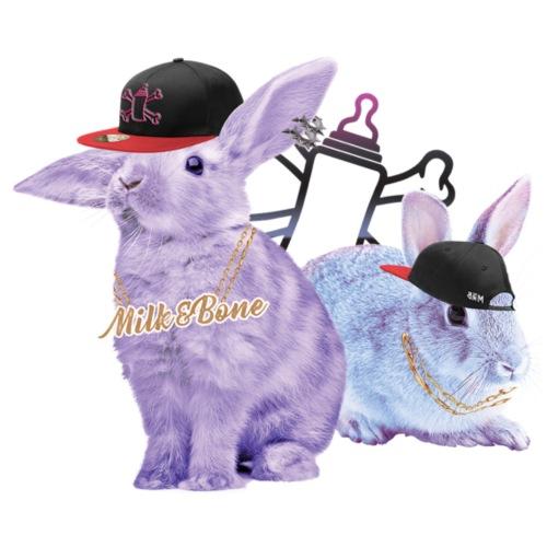 Riot Rabbit MnB - Men's Premium T-Shirt