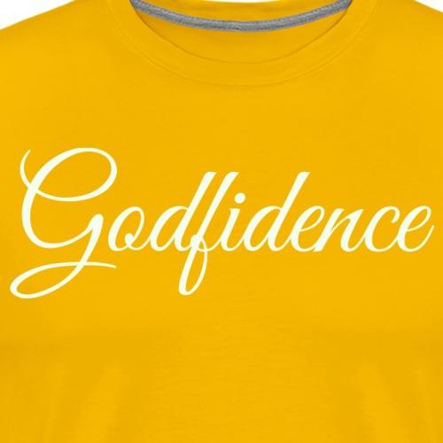 Godfidence - Men's Premium T-Shirt