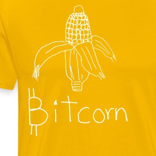 Bitcorn Tshirt - Men's Premium T-Shirt