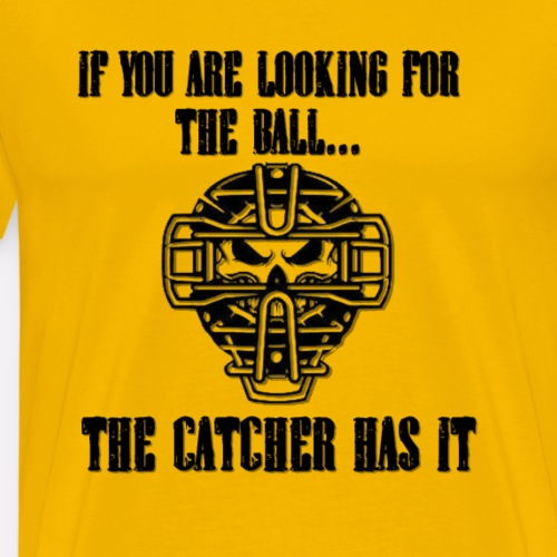 Looking for the ball? - Men's Premium T-Shirt