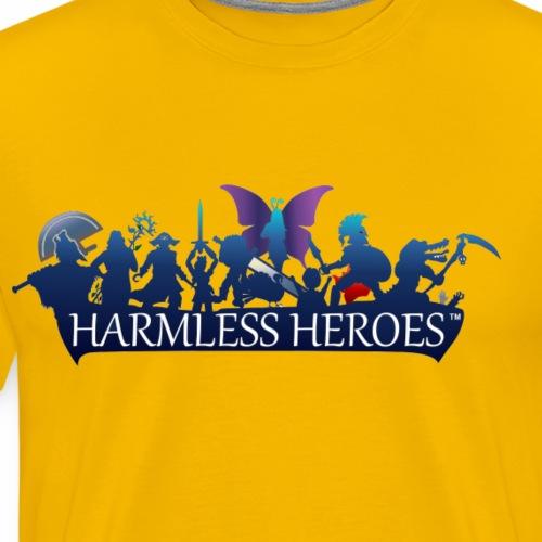 MamaNostariel Round Logo - Men's Premium T-Shirt