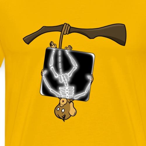 MM Holiday Series: X-Ray - Men's Premium T-Shirt
