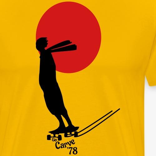 Sun Carve 78 - Men's Premium T-Shirt