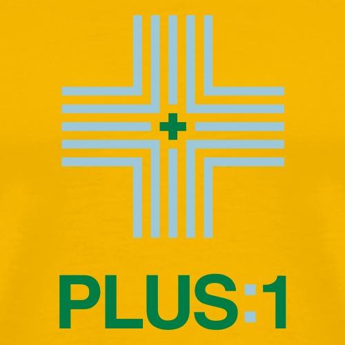 Plus:1 - Men's Premium T-Shirt