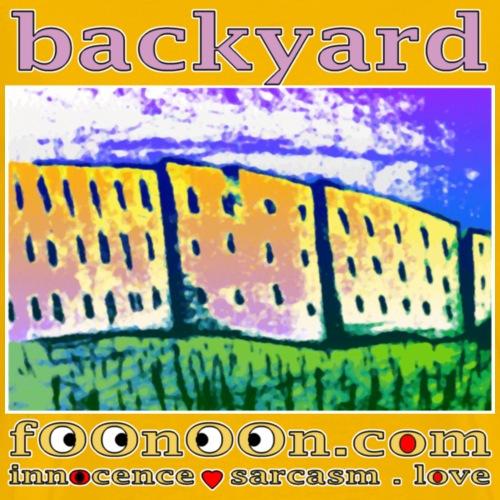 Back Yard - Men's Premium T-Shirt