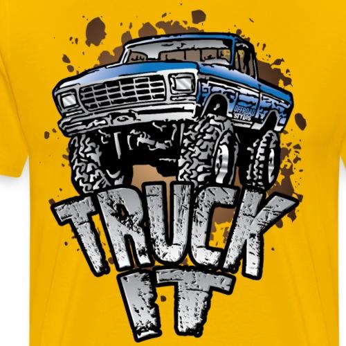 Truck It - Men's Premium T-Shirt