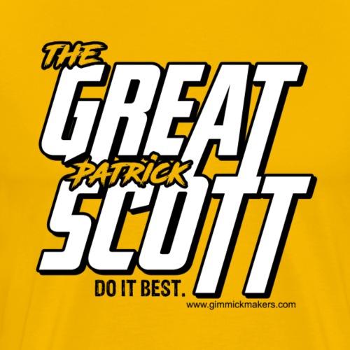 GREAT SCOTT - Men's Premium T-Shirt