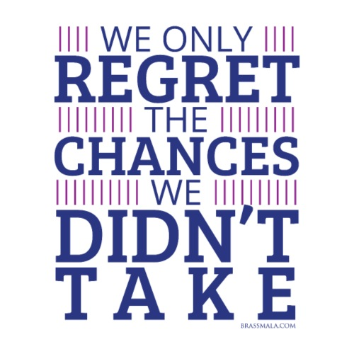 No regrets! - Men's Premium T-Shirt