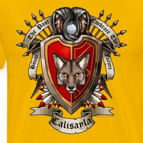 Casa Calisayla - Men's Premium T-Shirt