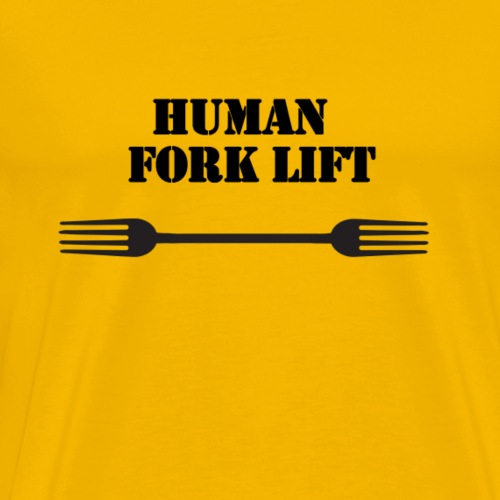 ForkLift - Men's Premium T-Shirt