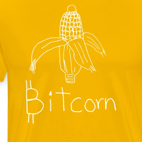 Bitcorn Tshirt - Men's Premium T-Shirt